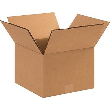 12''x12''x8'' Standard Shipping Box, 275#/ECT, 15/Bundle (HD12128DW)