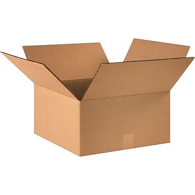 16''x16''x8'' Standard Shipping Box, 275#/ECT, 15/Bundle (HD16168DW)