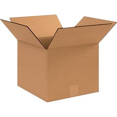 12''x12''x10'' Standard Shipping Box, 275#/ECT, 15/Bundle (HD121210DW)
