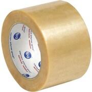 "Intertape® 530PVC Carton Sealing Tape, 3"" x 110 yds., Clear, 24/Case"