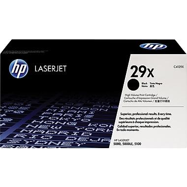 HP 29X (C4129X) Cartouche de toner HP LaserJet noir à rendement élevé d'origine