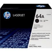 HP 64A Black Toner Cartridge (CC364A)