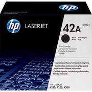 HP42A (Q5942A) Cartouche de toner HPLaserJet noir d'origine