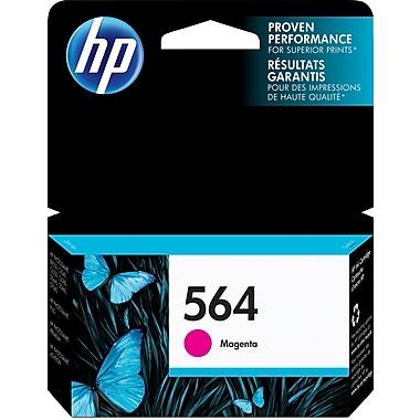 HP 564 Cartouche d'encre magenta d'origine (CB319WN)