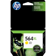 HP 564XL Yellow High Yield Original Ink Cartridge (CB325WN)