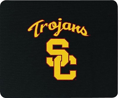 University of Southern California Black Mouse Pad, Classic