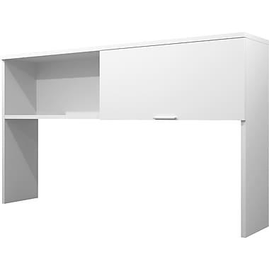 Bestar – Étagère de la collection Pro Linea, blanc