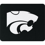 Kansas State University Black Mouse Pad, Classic