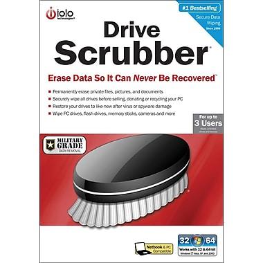 iolo Drive Scrubber (3-User) [Boxed]