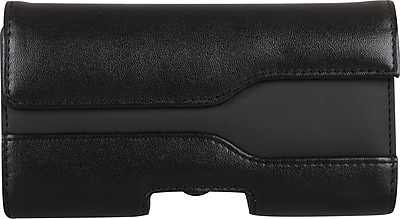 Staples® Executive Smartphone Pouch, Large Horizontal for Use with Smartphones with Screens of up to 4.5