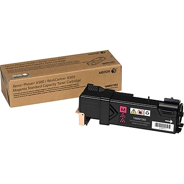 Xerox® 106R01592 Magenta Toner Cartridge