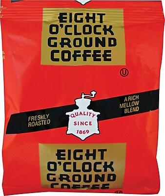 Eight O'Clock® Original Blend Ground Coffee, 1.5 oz, 42/CT