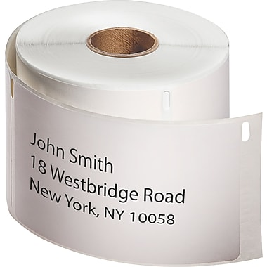 DYMO® LabelWriter® Poly Shipping Labels, 2-5/16