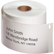 "DYMO® LabelWriter® Poly Shipping Labels, 2-5/16"" x 4"", 1763982"