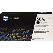 HP 507A Black Original LaserJet Toner Cartridge (CE400A)