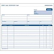 "Adams® Carbonless Invoices, 2-Part, 8-1/2"" x 7-7/16"", 50 Sets/Pack"