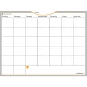AT-A-GLANCE® WallMates Self-Adhesive Dry-Erase Monthly Planning Surface 24in x 18in