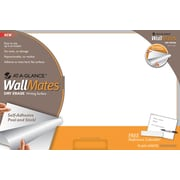 "AT-A-GLANCE® WallMates Self-Adhesive Dry-Erase Writing Surface, 36"" x 24"""