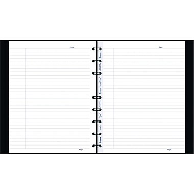 Blueline® MiracleBind Hardcover Notebook, 9-1/4 x 7-1/4