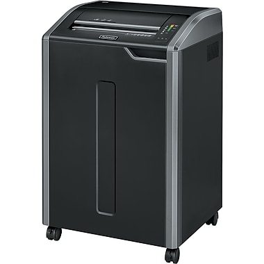Fellowes Powershred 485i 38-Sheet 100% Jam Proof Strip-Cut Shredder
