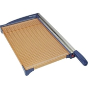 """Westcott Wood Guillotine Paper Trimmer, 15"""" Cutting Length"""