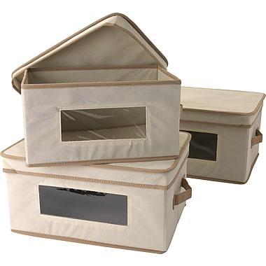 3-Pc Storage Box Set