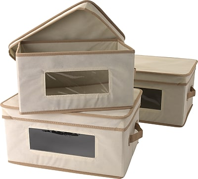 3-Pc Storage Box Set