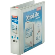 "2""  Cardinal® XtraLife® ClearVue™ Binder with Slant-D® Rings"