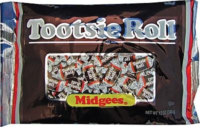 Tootsie Roll® Candy, 12 oz. Bag