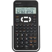 Sharp® - Calculatrice scientifique EL531XGBWH