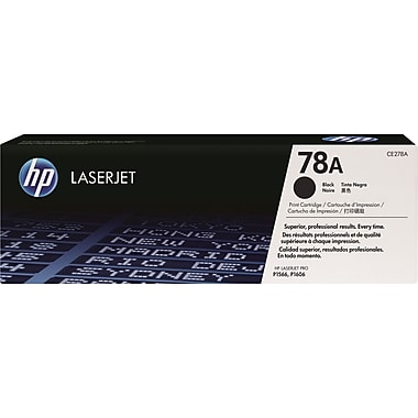 HP 78A (CE278A) Black Original LaserJet Toner Cartridge