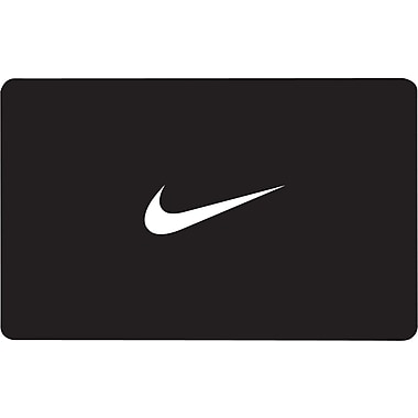 Nike gift cards staplesr for Nike business card