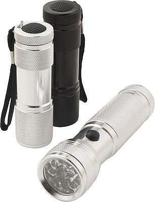 Set of 3 LED Flashlights