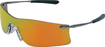 MCR Safety® Rubicon® Crews ANSI Z87 Protective Glasses, Gray