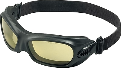 Jackson® Wildcat™ Safety Goggles, Polycarbonate Anti-Fog, IR/UV 5.0, Black