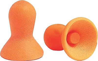 Howard Leightning® Quiet® Uncorded Reusable Earplugs, Orange, 26 dB, 100/Box