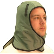Anchor Brand Extra Large Neck Flap Winter Liners, Twill, Sheep Thermal, Universal, Light Green