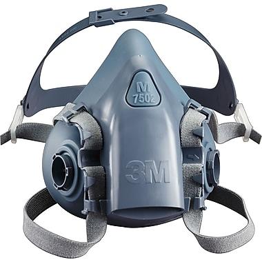 3M OH&ESD Reusable Half Facepiece Respirator, Medium