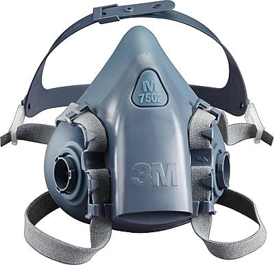 3M OH&ESD Reusable Half Facepiece Respirator, Small