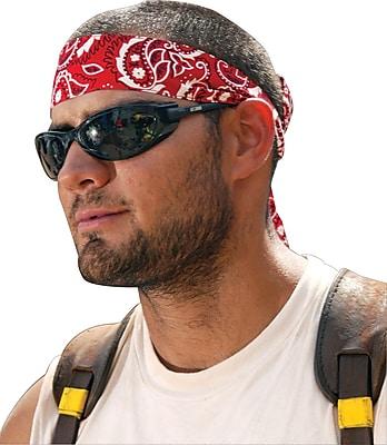 Ergodyne® Chill-Its® Bandana/Headband, Cotton, One Size, Tie, Camo