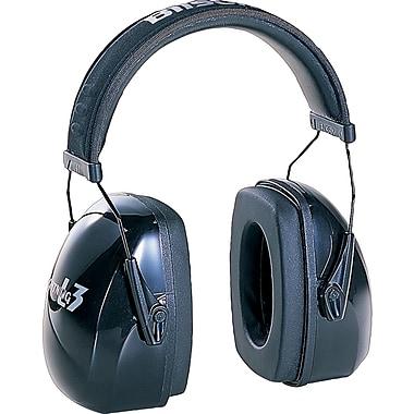 Howard Leightning® Over-The-Head Band Earmuffs, Black, 30 dB