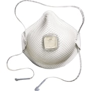 HandyStrap® Particulate Respirators, N95, Non-Oil Based Particulates, Medium/Large, 10/Pack