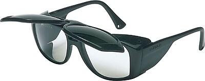 Sperian ANSI Z87 Horizon Welding Flip Glasses, Black