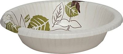 Dixie Pathways™ 12 oz., Heavyweight Paper Bowls, 125/Pack