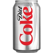 Coca Cola® Diet Coke 355ml Cans, 24-Pack