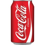 Coca Cola® - Cannettes de 355 ml, paq./24