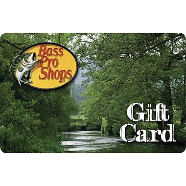 Bass Pro Shops Gift Card $25 (Email Delivery)