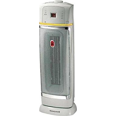 Honeywell HZ-3750GP Easy-Glide Digital Tower Ceramic Heater