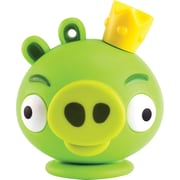 EMTEC Angry Birds Collection 8GB USB 2.0 Flash Drive, King Pig