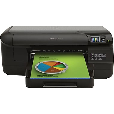 HP OfficeJet Pro 8100 Color Inkjet Printer